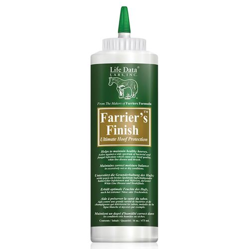 Life Data - Farriers Finish - 473ml